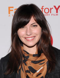 Jill Flint at the Target