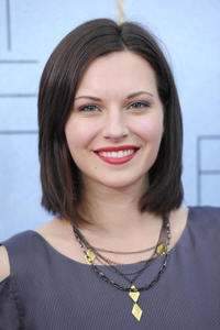 Jill Flint at the New York premiere of