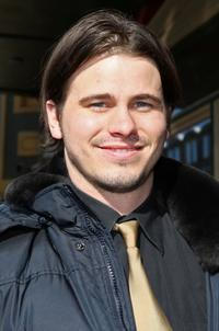 Jason Ritter at the 2008 Sundance Film Festival.