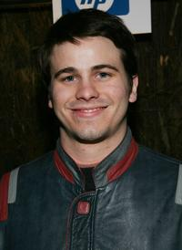 Jason Ritter at the 2005 Sundance Film Festival.