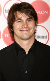 Jason Ritter at the Entertainment Weekly's 4th Annual Pre-Emmy party.