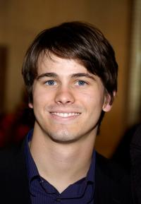 Jason Ritter at the 5th Annual Family Television Awards.
