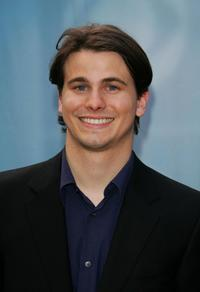Jason Ritter at the CBS Upfront presentation.