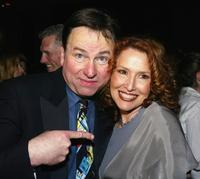 John Ritter and Melissa Manchester at the after party of the Actor's Fund of America's presentation of