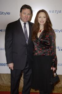 John Ritter and Amy Yasbeck at the