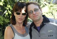 Katey Sagal and John Ritter at the ABC Primetime Preview Weekend.