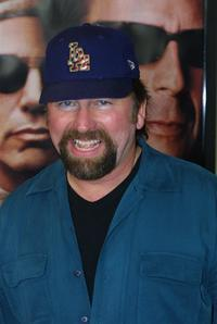 John Ritter at the premiere of the