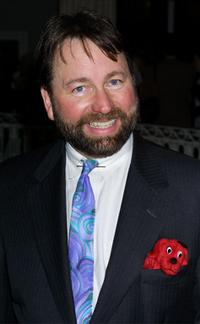 John Ritter at the nominee announcements for the Daytime Emmy Awards.