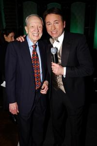 Don Knotts and John Ritter at the TV Land Awards 2003.