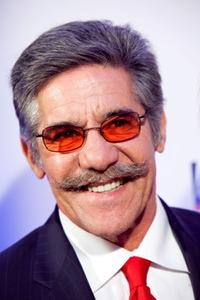 Geraldo Rivera at the salute to FOX News Channel's Brit Hume.
