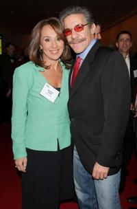 Rosanna Scotto and Geraldo Rivera at the NLGJA's 13th Annual New York benefit.