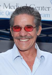 Geraldo Rivera at the Walk for HOPE with Celia Cruz Foundation and Geraldo Rivera.