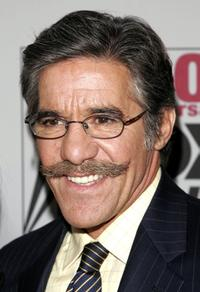 Geraldo Rivera at the Fox News Channel 10th Anniversary celebration.