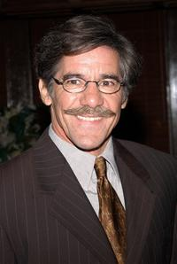 Geraldo Rivera at the National Mentoring Month reception.