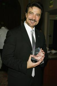 Victor Rivers at the Los Angeles Commission on Assaults Against Women's 33rd Annual Humanitarian Awards.