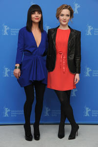 Christina Ricci and Holly Grainger at the photocall of