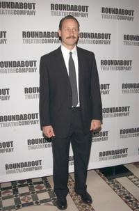 Sam Robards at the Roundabout Theater Company's 2002 Spring Gala.