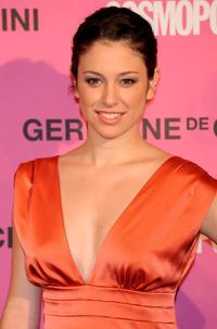 Blanca Suarez at the Fun Fearless Female Cosmopolitan Awards 2009.