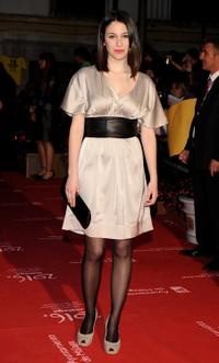 Blanca Suarez at the 12th Malaga Film Festival opening ceremony.