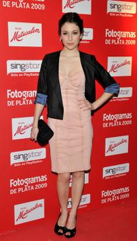 Blanca Suarez at the Fotogramas magazine Awards 2010.