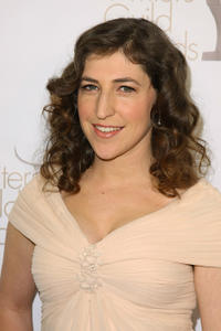 Mayim Bialik at the 2011 Writers Guild Awards in California.
