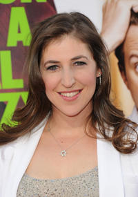 Mayim Bialik at the California premiere of