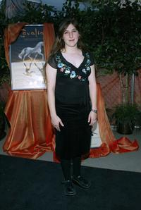Mayim Bialik at the opening night of