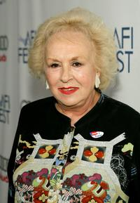Doris Roberts at the World Premiere of