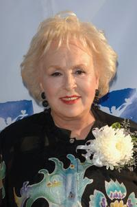 Doris Roberts at the Project Angel Food's Angel Awards Gala.