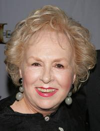 Doris Roberts at the Los Angeles opening of