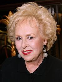 Doris Roberts at the Carol Channing Birthday Celebration.
