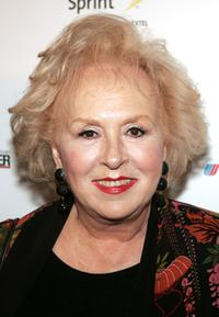 Doris Roberts at the reception for Emmy Award nominees for outstanding performing talent.