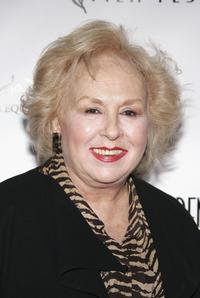 Doris Roberts at the 6th Annual Beverly Hills Film Festival.