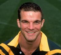 Ian Roberts at the photocall of Australian Kangaroos Rugby League.