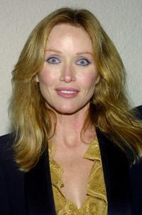 Tanya Roberts at the Annual Norby Walters Holliday party.