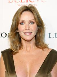 Tanya Roberts at the gala premiere of