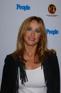 Tanya Roberts at the Annual Emmy Awards party.