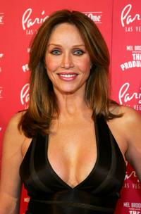 Tanya Roberts at the Las Vegas opening of