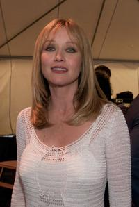 Tanya Roberts at the Fox 2001 Upfront.