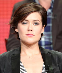 Megan Boone at the 2013 Summer TCA Tour - Day 4.