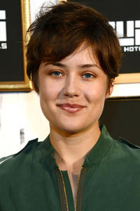 Megan Boone at the premiere of
