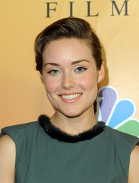 Megan Boone at the California premiere of