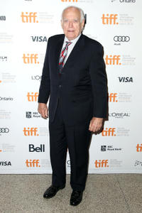 George R. Robertson at the Canada premiere of