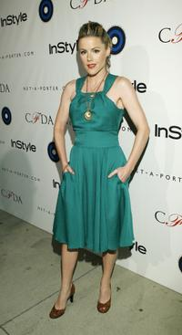 Kathleen Robertson at the launch party for