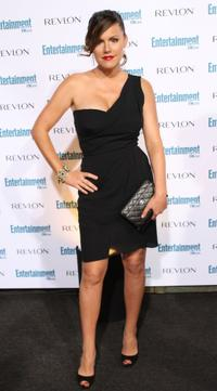 Kathleen Robertson at the Entertainment Weekly's Sixth Annual Pre-Emmy Celebration party.