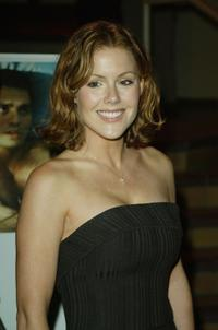 Kathleen Robertson at the Hollywood premiere of