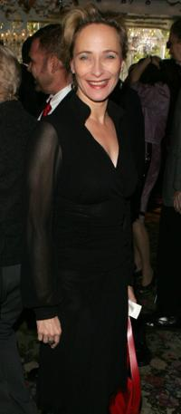 Laila Robins at the 2006 Tony Honors.
