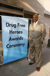 Scot Anthony Robinson at the 2nd Annual Drug Free Heroes Awards Gala 2009.