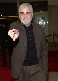 Alex Rocco at the premiere of
