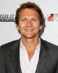 Sebastian Roche at the National Kidney Foundation's